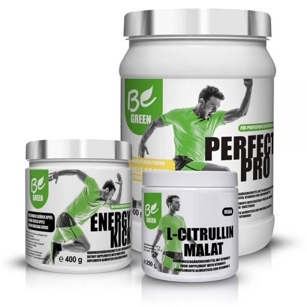 Bundle Performance - Protein Vanille-Cookie, Workout Booster und Citrullin Malat kaufen