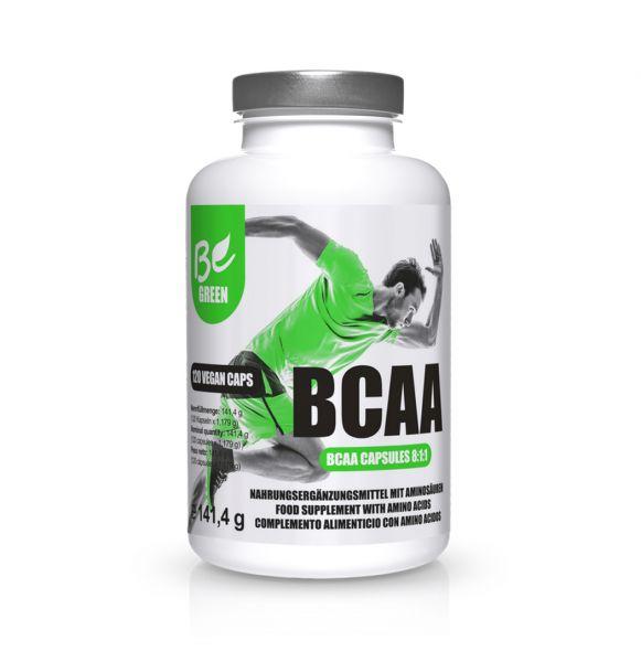 pflanzliche BCAAs