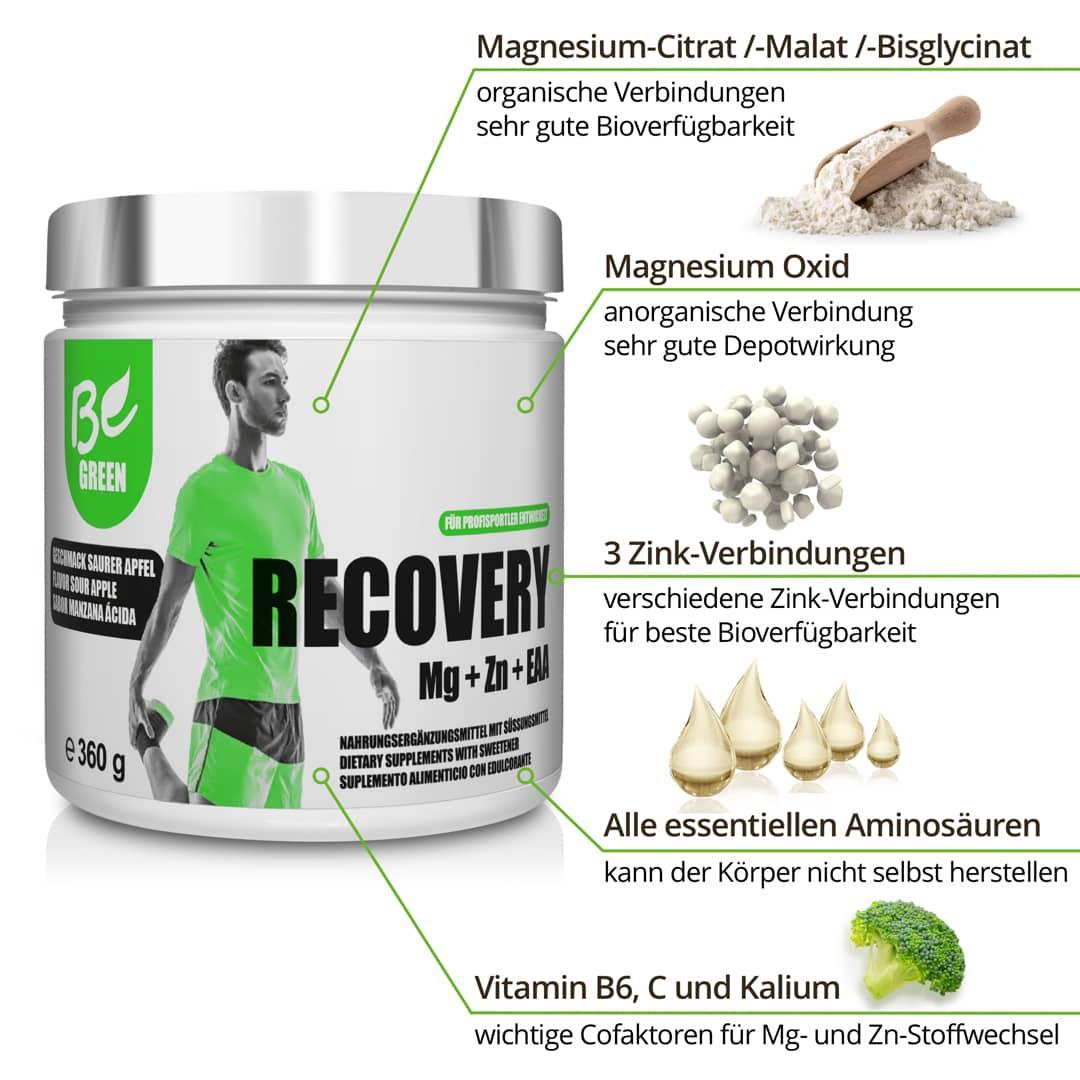 Recovery von Begreen für deine Regeneration kaufen