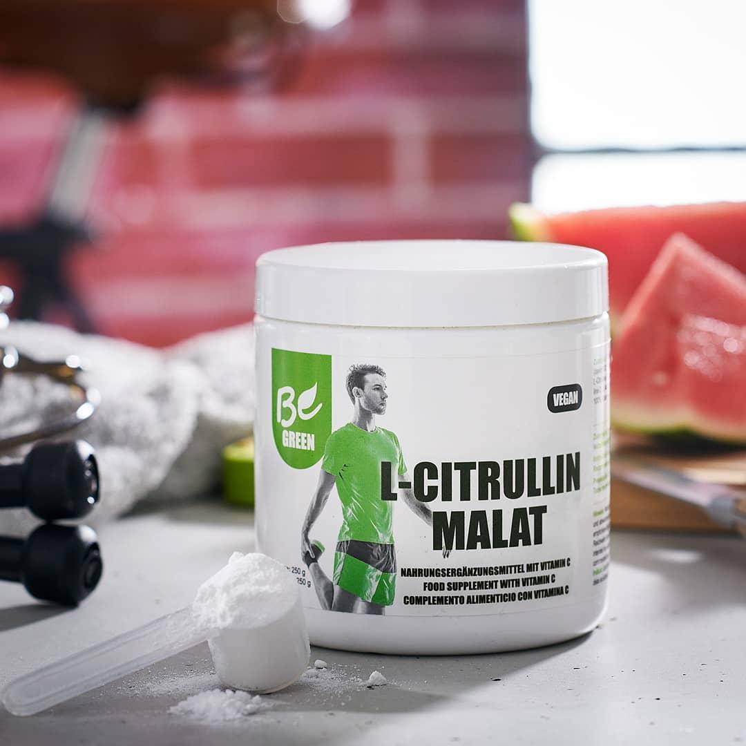 vaganes Citrullin Malat von BeGreen kaufen