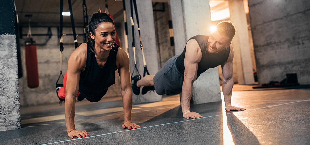 Whey Protein und Training