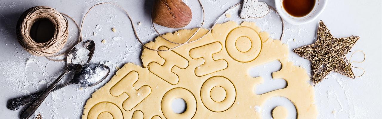 Weihnachtsbäckerei – Vegane & zuckerfreie Plätzchenrezepte