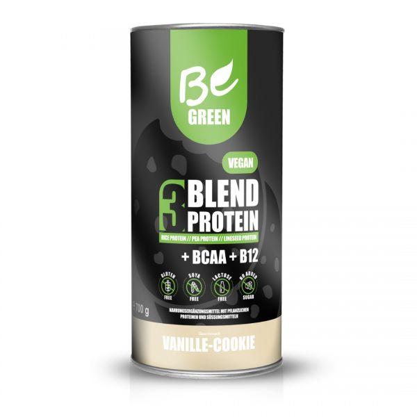 3Blend Protein Pulver mit BCAA und B12