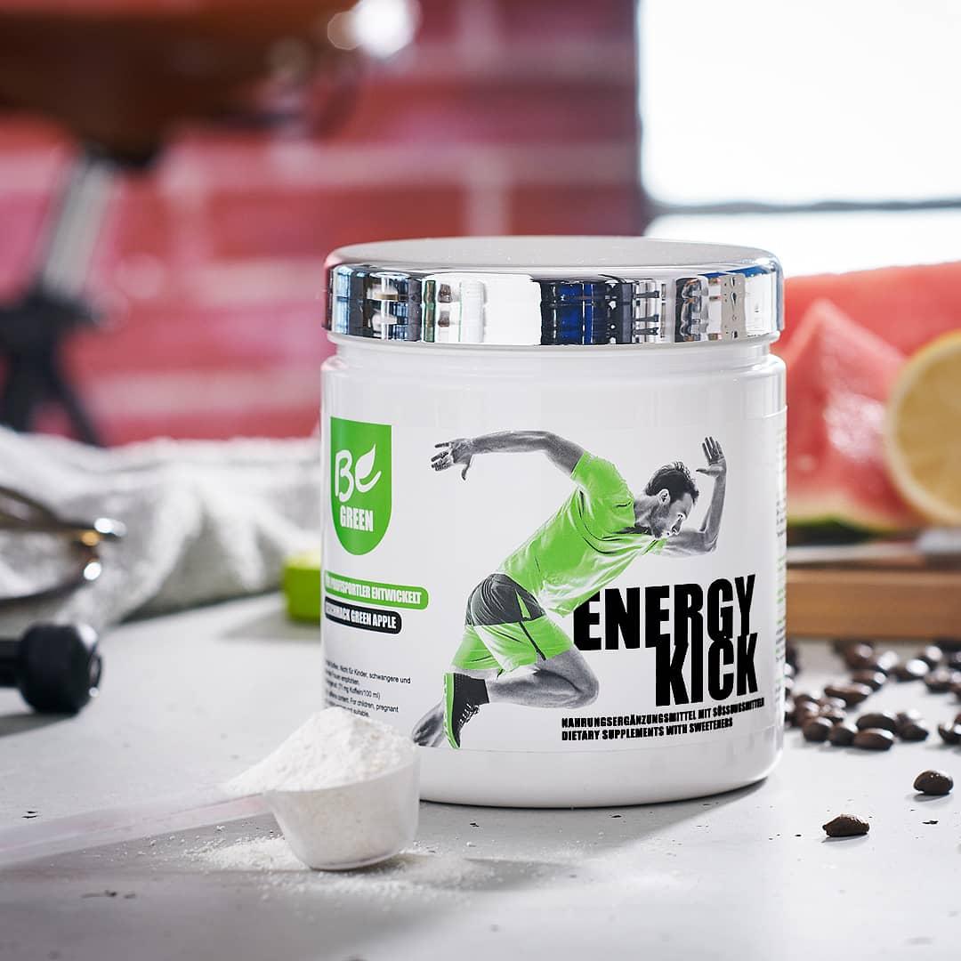 Energy Kick Workoutbooster von BeGreen kaufen