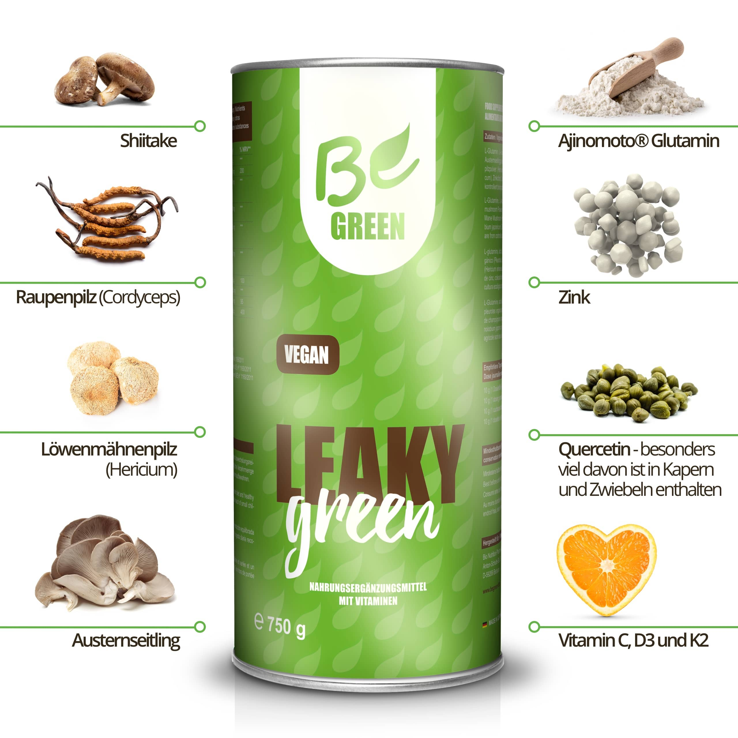 Leaky Green für deinen Darm kaufen