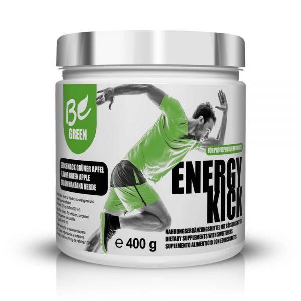 Energy Kick - veganer Workout Booster ohne Zuckerzusatz