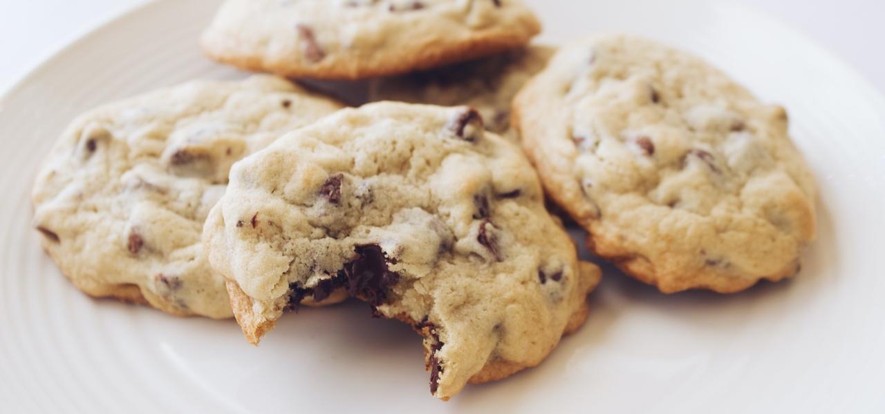 Schoko-Protein-Cookies