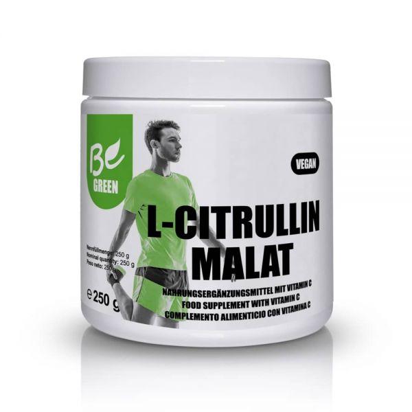 L-Citrullin Malat Pulver mit hochdosiertem Vitamin C - für deine Kraft und Ausdauerleistung