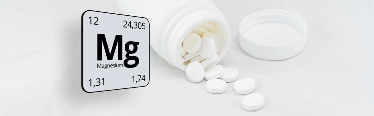 Magnesium reloaded: Warum Qualität und Bioverfügbarkeit so wichtig sind