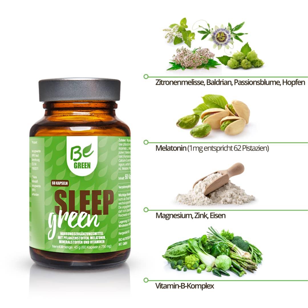 Sleep Green mit Melatonin kaufen